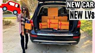 FINALLY NEW CAR 🚗 AND NEW LOUIS VUITTON REVEAL 🙌🏼 | CHARIS ❤️