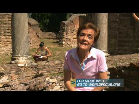 Preserving Roman antiquities comes at a high cost