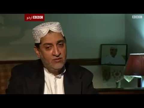 Sardar Akhtar Jan Mengal Givin...