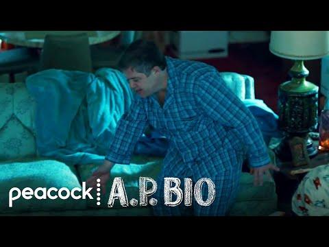 A.P. Bio  Sleepwalking Roommate Episode Highlight