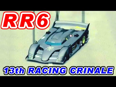 [RR6] 13th RACING CRINALE - Harborline 765 - RIDGE RACER 6 [GV-VCBOX,GV-SDREC]