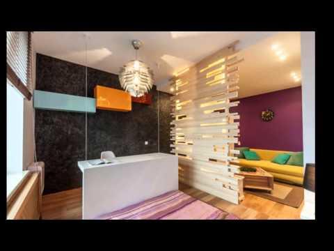 Как совместить гостиную и спальню? Фото дизайна интерьера