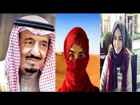 Inilah 13 Anak dan 3 Istri Raja Salman