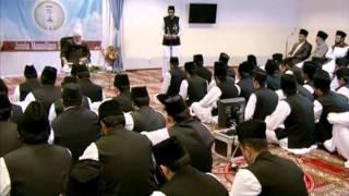 Jamia Ahmadiyya Germany 21 Sep 2011, Huzur Ke Saath Tulaba Ki Nashist, Islam Ahmadiyyat (Urdu)