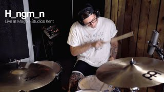 H_ngm_n - Happy Birthday - Live in Session at Magpie Studios Kent