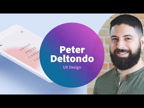 Live UX Design with Peter Deltondo - 2 of 3