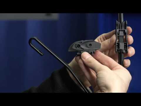 Wiper Blade Hook Lock Installation Tips | ACDelco