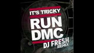 RUN-DMC -- It's Tricky (DJ Fresh Remix)