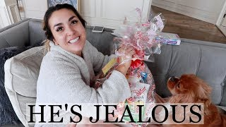 THE BABY KEEPS GETTING GIFTS! | ALEX AND MICHAEL