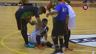Futsal Salteño Div.A: Ferro Carril (10) Vs. Almagro (7)