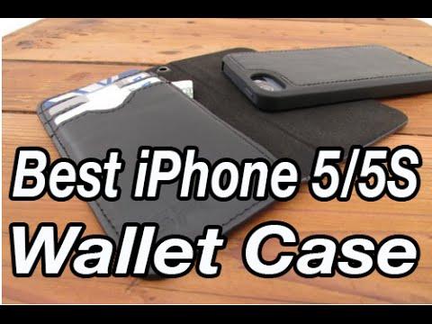 Best Wallet Cases iPhone 5/5S 2014