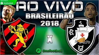 Sport 2x1 Vasco | Brasileirão 2018 | Parciais Cartola FC | 30ª Rodada | 20/10/2018