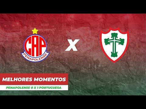 Gol e Melhores Momentos do jogo PENAPOLENSE 0 x 1 PORTUGUESA - 22/02/2020 || LUSA TV