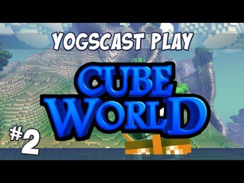 Cube World - Episode 2 - Level Up!
