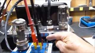 Part 2 - Damage To A Vacuum Tube If Plate Voltage is Removed Or Not Present