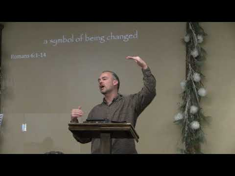 January 14, 2018: Re-Orient: New Life - ECB Sermon