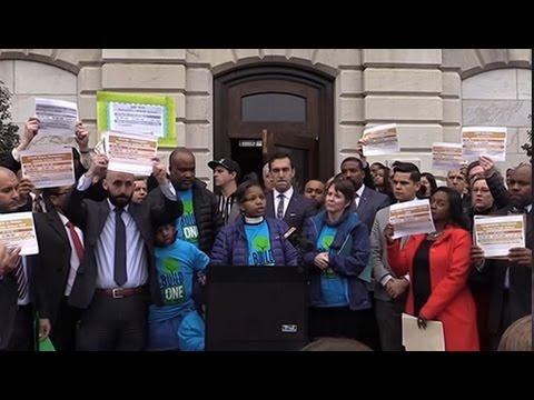 Baltimore School Principals Rally Against Devastating Budget Cuts