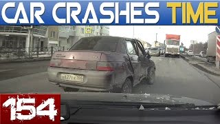 Car Crashes Compilation - Best of the Week - Episode #154 HD