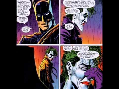 The Killing Joke – Completo - Español - Comics en Taringa!