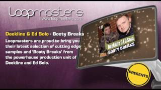 Breaks Samples Loops - Deekline Ed Solo Booty Breaks