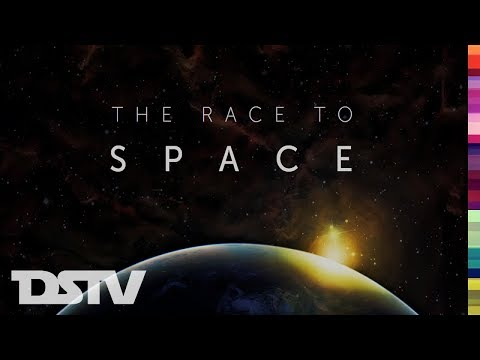 THE NEW SPACE RACE - FOR THE COMMERCIAL SPACE INDUSTRY