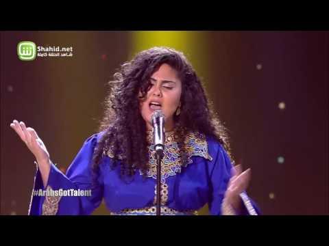 Arabs Got Talent- عرض النهائيات – عبير العابد