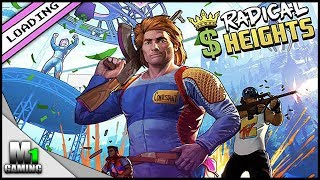 RADICAL HEIGHTS - Newest FREE Battle Royale Game