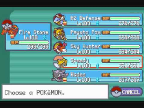 Pokemon fire red trainer tower parte 1 youtube