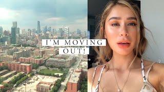 I'M MOVING!