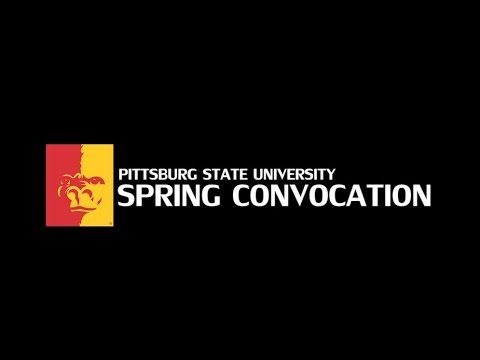 1st Annual Spring Convocation (entire program) - Pittsburg S