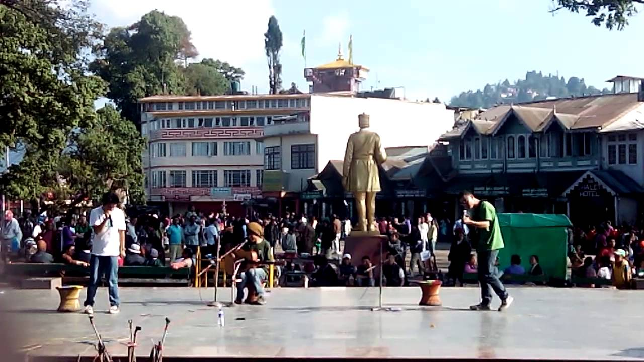 Chowrasta Darjeeling