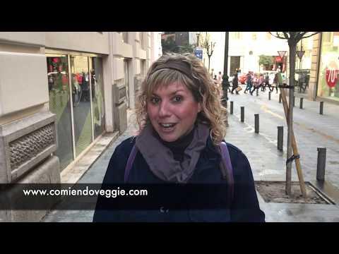 Comida Vegana en Madrid