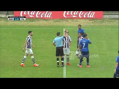 Intermedio - Fecha 2 - Wanderers 1:2 Cerro Largo