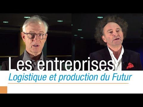 Expertise UTT - Logistique et production du futur - Les entreprises