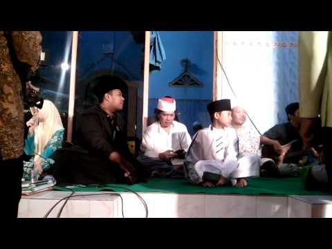 4o hari wafatnya sang maestro sholawat M. Zainul arifin 4