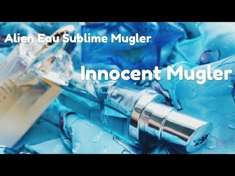 InnocentMugler, какую блузку я купила)), ответ на вопрос подписчицы , мои парфюмы от Mugler