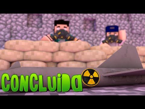 Minecraft: CrazyCraft 3.0 #54 - NUKE FINALIZADA! - O FILME!