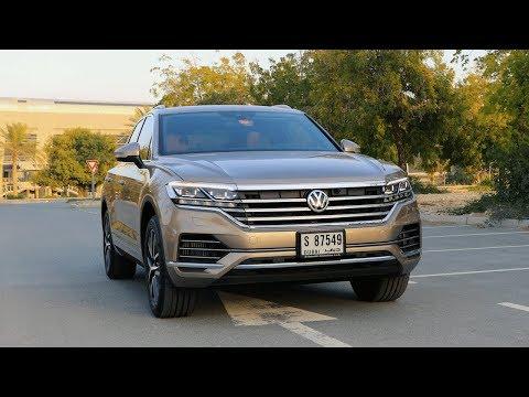NEW Volkswagen Touareg 2019 V6 Review - Better than BMW X5 & Mercedes GLE?