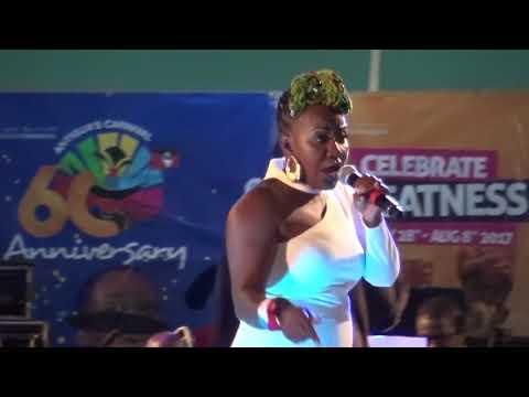Antigua Carnival Calypso Monarch Semi Finals 2017
