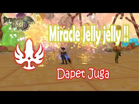 Miracle Jelly Jelly !! Dragon Nest INA