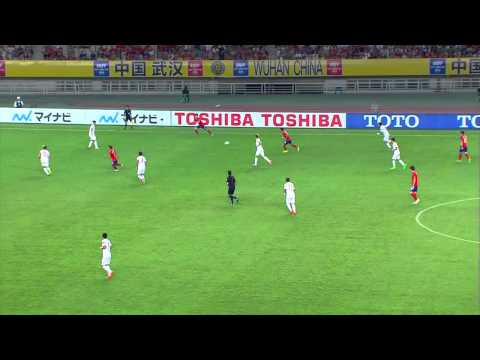 EAFF EAST ASIAN CUP 2015 CHINA PR vs KOREA REP.