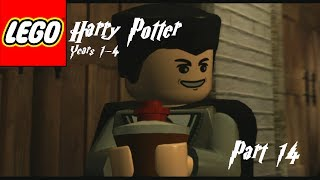 Lego Harry Potter Years 1-4 #14- Polyjuice Preperation