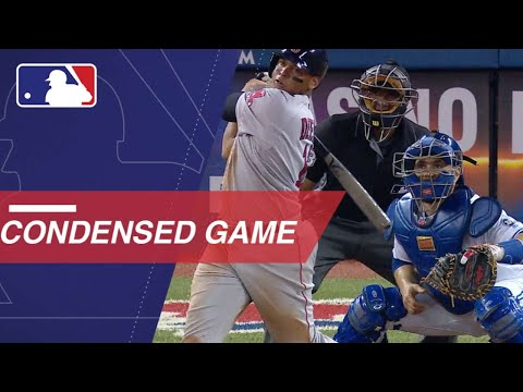 Condensed Game: BOS@TOR - 8/8/18