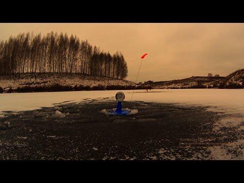 ловля жерлицы первый лед