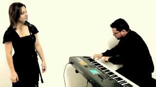 Chain of fools by Aretha Franklin - Paola Delazzeri e Gabriel Lopes - Piano Cover