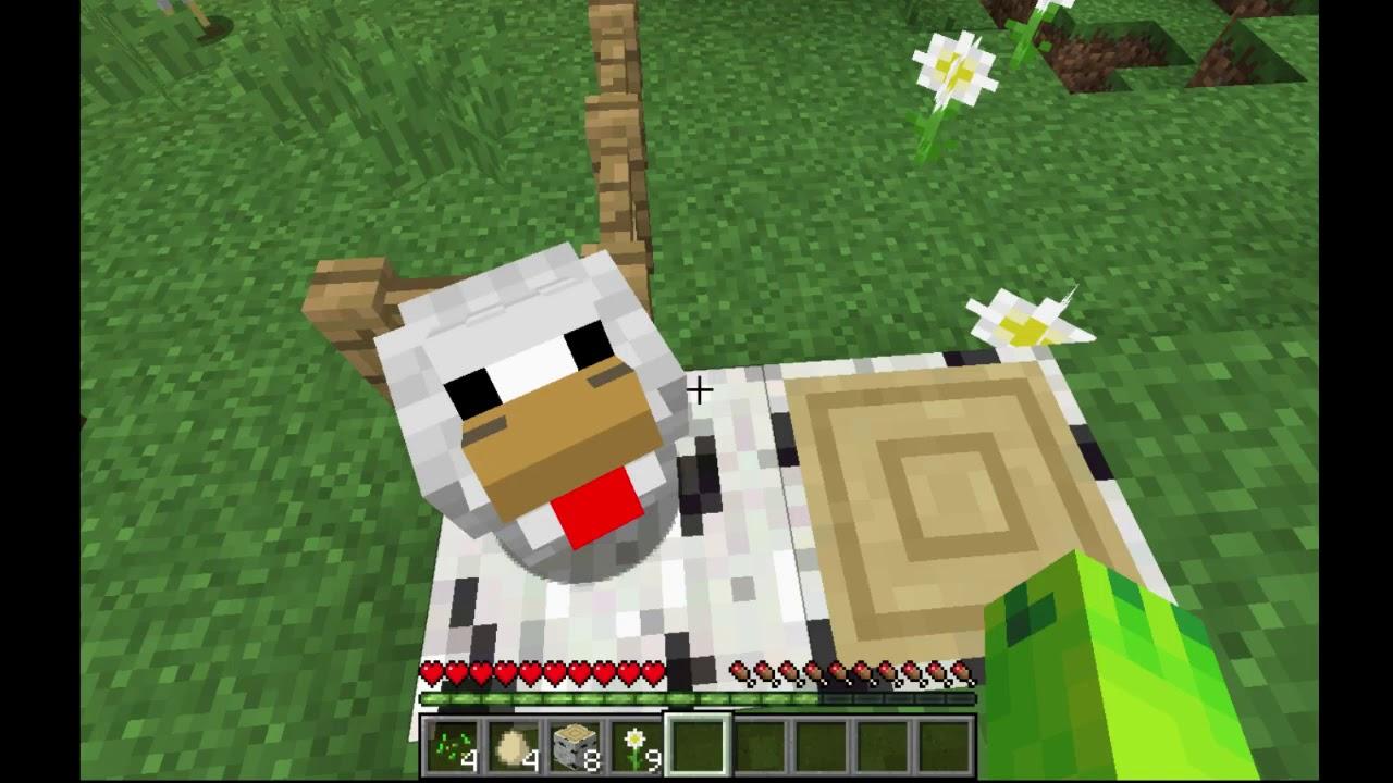 Weird Minecraft Pictures 1