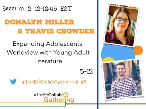 Expanding Adolescents' Worldview with Young Adult Literature