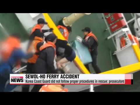 Sewol-ho ferry disaster blamed on illegal redesign, overloading of ship   검찰 세월호