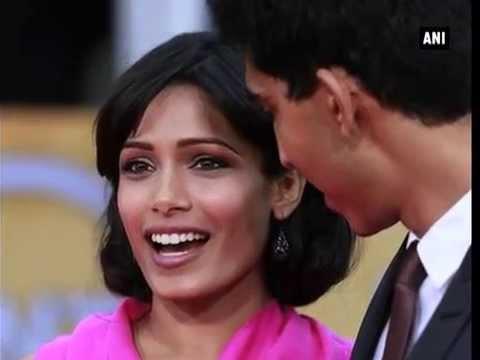 Dev Patel Gushes About Ex Gal-pal Freida Pinto