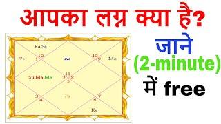 lagna kiya hai jane - how to know lagna in astrology